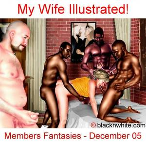 Husband Watches Interracial Porn - Wife sluts get pounded by several black men with big cocks as husband  watches - CartoonTube.XXX