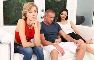 Family Strokes - Who will impress daddy utmost