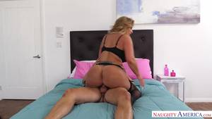 mom bedroom - Busty step mom, Eva Notty went to the bedroom with her horny step son to  have sex / HD Porn Videos, Sex Movies, Porn Tube