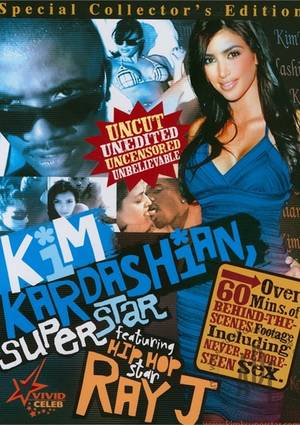 Kim K Porn Movie - Kim Kardashian, Superstar (Uncut)