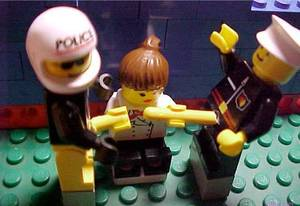 Lego Porn Captions - The internet is a dark place.