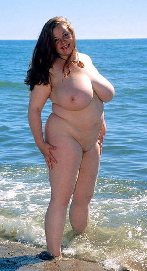 Gross Big Tits - An image by Mad_toast: an image from Mad_toast Tagged by users as: big  beautiful woman huge tits ocean beach nude gross ...