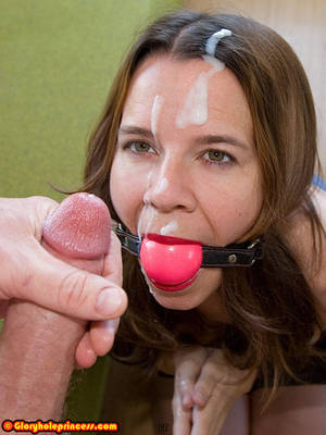 black pregnant gagging - An image by Keysersoze1313: Ballgag Cumshot |