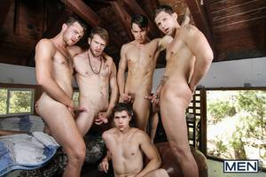3 way orgies - Hardcore Gay Orgy Porn Lustful For Fancifulgay Orgy Porn Pictures Bisexual  Latin Four Way Orgy Outdoors