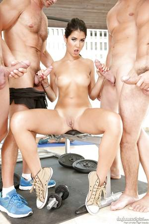 gang bang handjob - you sign labels Horny Asian Pussy Dominic Fire The