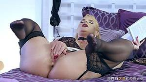 Big Tit Nylon Porn - Hotel worker uses his fat cock to please the blonde with big tits