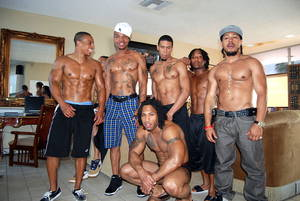 Famous Gay Black Porn Stars -