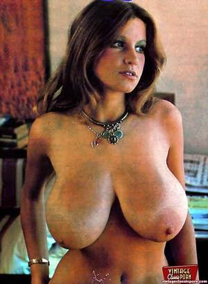 natural vintage breasts -