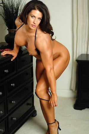 Fitness Model Porn Stars - ... fitness babe bikini · sexy April Fortier naked muscle women naked  muscle girls ...