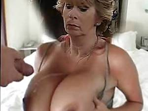 big boobs pearl necklace - Milf Pearl necklace