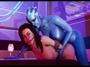 Mass Effect 3 Liara Porn 3d - Liara Tsoni Compilation - 3D Mass Effect