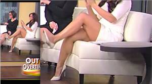 Andrea Tantaros Outnumbered Porn - Andrea Tantaros 04:28:15 (DOUBLE LEG CROSS) Overtime FOXNEWS.COM - YouTube