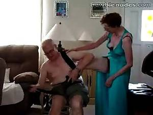 chubby mature striptease - Old Granny Stripts