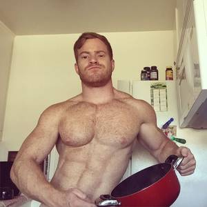 Muscle Redhead Porn - Gay porn and sexy men // NSFW // kik: ricardogaucho