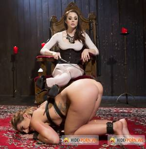 Fox Slave Porn - WhippedAss/Kink - Chanel Preston, Savannah Fox - Mistress Chanel Prestons  Squirting Submissive Lesbian