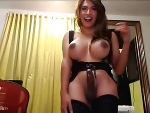 horny leather shemales - Cumshot compilation laurasofia0930 · Latin Shemale Webcams Shemale  Masturbation Shemale video: cumshot compilation laurasofia0930