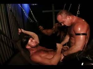 Leather Muscle Porn - Bears, Pigs, Leather, Sling, Bareback