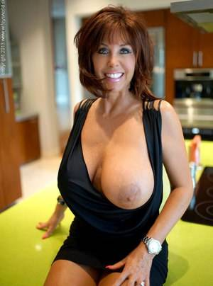 busty milf with big tits mom -