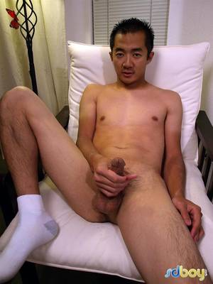 Asian On Big Cock - Click here to download the full length big Asian cock video and hundreds  more amateur gay porn videos at SDBoy.