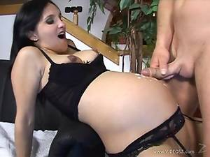double dicked pregnant pussies -