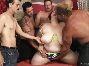 Fat Gangbang - continuously stipulation How I Tricked My Wife Into Suckng Black Cock tenor  opens the