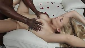 big cock fucks tight pussy - Gorgeous Teen Sloan Harper Got Pounded by Big Black Cock