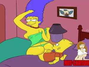 marge fucking a lesbian - Cartoon Porn Simpsons Porn Marge Fuck His Son Bart - Free Porn Videos -  YouPorn