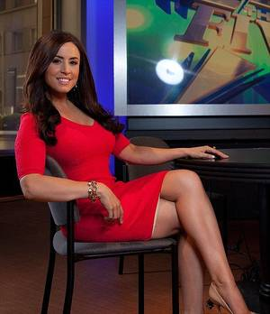 Andrea Tantaros Outnumbered Porn - Former Fox News host Andrea Tantaros (pictured) last week sued the network,  its