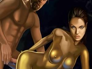 Angelina Jolie Porn 3d - Angelina Jolie Absolutely Nude and Gets Wicked Sex - Free Porn Videos -  YouPorn