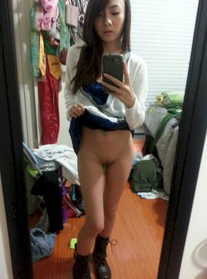 asian pussy selfie - Asian Teen Selfies