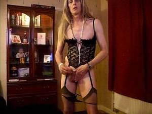 crossdressers fucking grannies - Michaela's Latest Crossdresser Video
