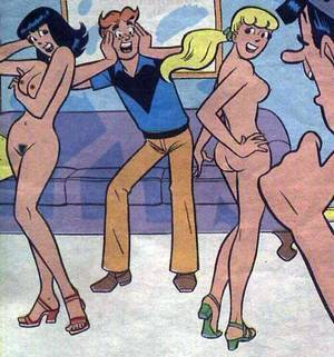 Archies Mysteries Porn Hot And Sexy - Archie Comic Strip Porn · Archie Nude Comic Book