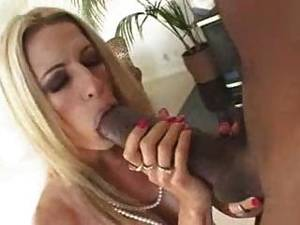 black business pussy - Blonde White Business Woman With Black Lover - Interracial
