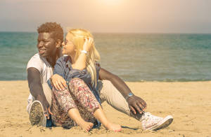 making love interracial couple on beach - How to Protect Yourself in a Casual Relationship - Shedoesthecity Sex &  Relationships