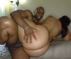 big booty black porn tube - Big Black Ass Videos