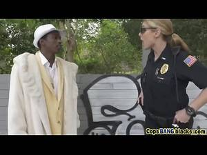 black police officer - Huge black cocked PIMP fucking two female police officer whorea-ho-hd-72p- porn-2 - XVIDEOS.COM