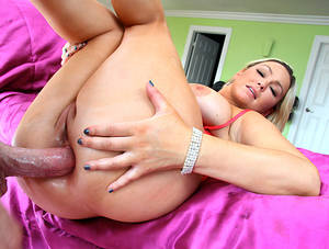 abbey brooks anal - Abbey Brooks likes it in the ass