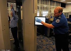 Airline Strip Search Porn - Air travelers will find it harder to avoid body scanners after airport  security protocols were quietly