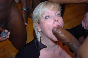 Blowjob Amateur Captions - Mother interracial blowjob pictures