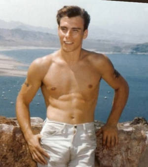 60s Gay Porn - '60s gay (though married) porn star Monte Hansen