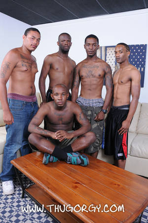 Gay Ebony Orgy Porn - ThugOrgy-Angel-Boi-Intrigue-Kash-Mr-Magic-Ramon-