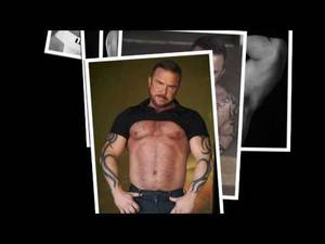 Leather Muscle Porn - Pete Karjalainen (tattoo, ink, muscle, bear ,gay ,leather ,dirty vegas ) -  YouTube