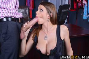 Brooklyn Chase Big Tits At School - ... Big Tits at Work - Brooklyn Chase Picture 3
