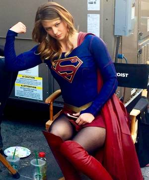 Chyler Leigh Supergirl Porn - The most perfect live action Supergirl thus far