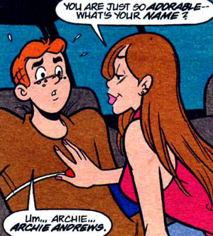 Archies Mysteries Porn Hot And Sexy - Veronica Betty Archie Cartoon Porn Movies - Nesaporn