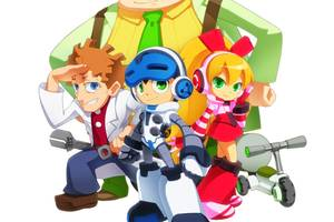 Mighty No. 9 Porn - Mighty No. 9: The Animated Series will give Inafune's excitable robot more  time to shine