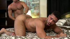 Gay Bubble Butt Porn - Hottest bubble butt male Trey Turner gets a pounding - Videos - Gay Tiger  Tube