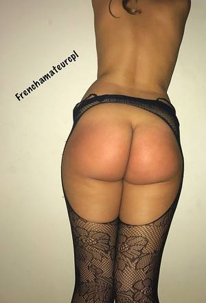 "fresh spanked ass - frenchamateurcpl: ""My wife's red ass after a hard spanking I just love that  ass"