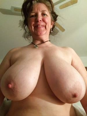 good granny tits - Granny big mature boobs