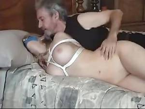 mature big nipples tied scared - Blonde Knocked Out And Tied On Bed
